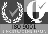 ISO 90001 Zertifikat