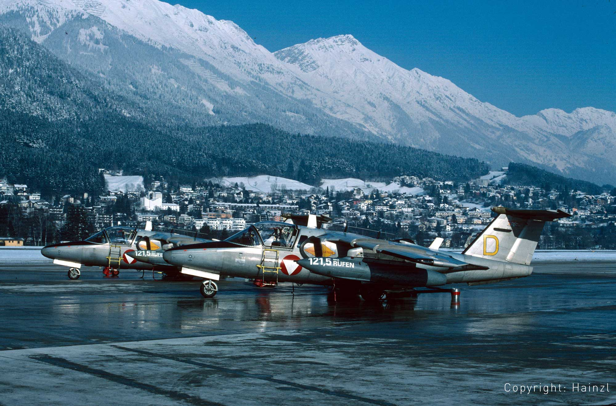 Saab 105-Hainzl
